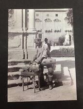 RIPRODUZIONE FOTO ALINARI ACQUAIOLO PALERMO 9X12 CM 1890 (1)