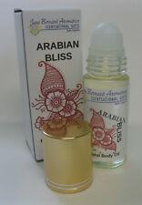 Jane Bernard Arabian Bliss Unisex Perfume Body Oil Fragrance_30ml_1 Oz Roll On -