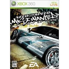 Used Xbox360 Need for Speed Most Wanted Japan Import