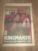 NME MAGAZINE / NEWSPAPER JANUARY 11 1992 KINGMAKER MICHAEL JACKSON REVENGE