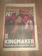 NME MAGAZINE / NEWSPAPER JANUARY 11 1992 KINGMAKER MICHAEL JACKSON REVENGE