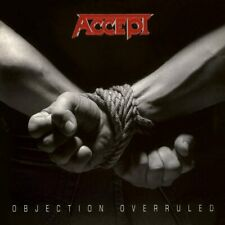 ACCEPT Objection Overruled LP Limited Edition Ristampa 2020 NUOVO .cp