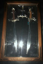 The Hobbit * Sword Replica Letter Opener Set * Sting Glamdring Orcrist