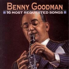 Benny Goodman - 16 Most Requested Songs - CD Album (1993)