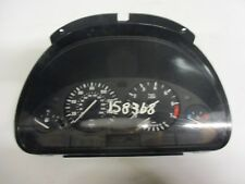 BMW E39 5 SERIES 2002 530 PETROL AUTOMATIC SPEEDO CLOCK SET GENUINE 6914910 158K