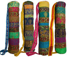 Yogatasche original Indien / Rajasthan in 5 Varianten / bestickt / 70 cm x 15 cm