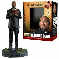 Eaglemoss AMC The Walking Dead Collection With Booklet Father Gabriel issue 11