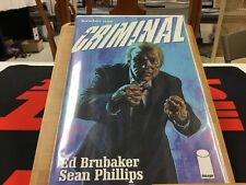 Criminal #1 | Sean Phillips | Ed Brubaker | Image Comics