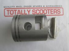 NOS LAMBRETTA 175 to 200 cc CONVERSION or 66 mm PISTON KIT by DINAMIN - NO RINGS