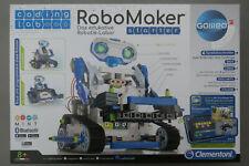 Clementoni RoboMaker Starter Experimentierkasten (59122) Galileo