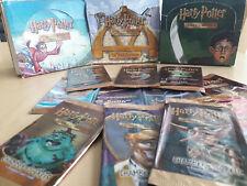 Cartes Harry Potter JCC et TCG des 5 sets VF & VO suite (faites vos choix)