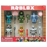 2020 Roblox Figures 6PCS/Set PVC Game Roblox Toy Box Package for Kids Xmas Gift