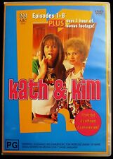 Kath & Kim -Episodes 1 to 8 (ABC 2002) Region 4