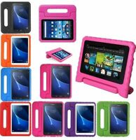 """TOUGH KIDS SHOCKPROOF EVA FOAM STAND CASE Cover For Amazon Tab 7"""" Tablet"""