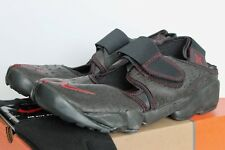 Nike Air Rift Black Team Red SZ 11 w/ Socks dunk sb hurache air max 97 one 90 95