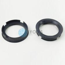 2 x Centering Ring Distance Alloy Wheels z20d 72,6 - 56,6 mm Brock, Keskin - NEW