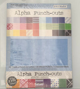 Colorbök Alpha Punch Outs
