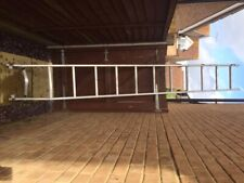 Used double extension ladder