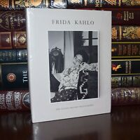 New Frida Kahlo Life in Photographs by Gisèle Freund Sealed Deluxe Hardcover