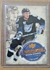 2008-08 Upper Deck Artifacts #274 Steven Stamkos Rookie Card RC 968/999