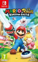 Mario + Rabbids Kingdom Battle Nintendo SWITCH IT IMPORT UBISOFT