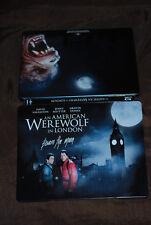 An American Werewolf in London Steelbook - OOP Blu - John Landis Jenny Agutter