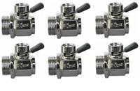 EZ Oil Drain Valve EZ205-6 Caterpillar 3406 B/C/E Models,C10,C12,C13,C15,C16,C18