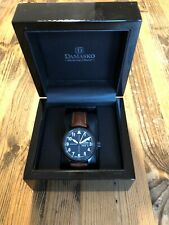 Damasko DA 36 black 40 mm