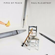 Paul McCartney PIPES OF PEACE 180g +MP3s LIMITED New Silver Colored Vinyl LP