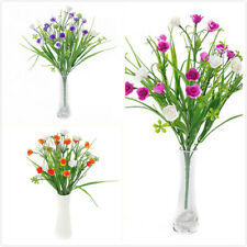 Artificial Vivid Flower Spring Grass Bridal Bouquets Wedding Bouquet CP