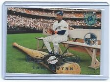 1995 Stadium Club-Tony Gwynn Virtual Reality Members Only parallel-Padres