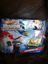 Hot Wheels Light Speeders Lightbrush Lab New in Box