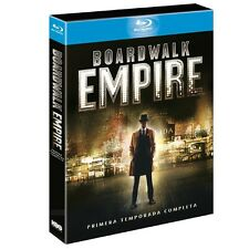 Boardwalk Empire Temporada 1 (12 Cap) BluRay (SP)