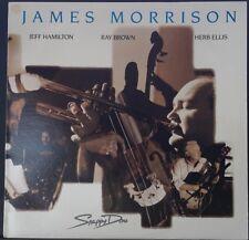 JAMES MORRISON - SNAPPY DOO HERB ELLIS RAY BROWN WEA 90317 12111 JAZZ WEA 1990