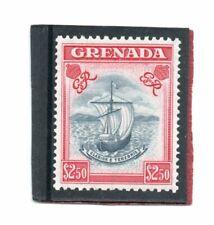 Grenada GV1 1951 $2.50 sg 184 VLH.Mint