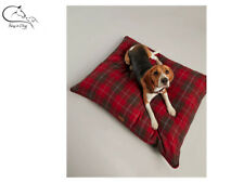 Joules Heritage Tweed Mattress Soft Dog Pet Bed All Sizes FREE Delivery