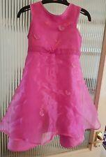 Pretty Age 3 Tigerlily Dress Pink Butterflies
