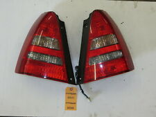 2003 - 2007 JDM Subaru Forester XT OEM Rear Right Tail Light Lamp SG9 SG5 PAIR