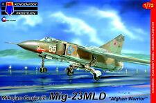 Kovozavody Prostejov 1/72 Model Kit 7270 Mikoyan MiG-23MLD Flogger Afgan Warrior