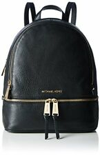 Michael Kors Donna Borsa Zaino Nero MD Backpack Art 30s5gezb1l 17-001 A18 08ecd6e3a33