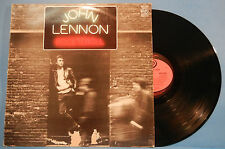 JOHN LENNON ROCK 'N' ROLL VINYL 1975 RE '81 UK MFP NICE CONDITION! VG+/G+!!