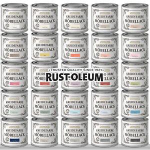 Rust-Oleum Kreidefarbe Möbellack | 125 ml | 25 Farben zur Auswahl Beize
