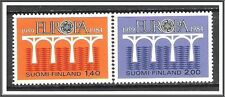 Finland #693-694 Europa MNH
