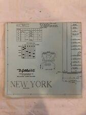 Gottlieb New York Schematic