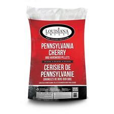 BBQ Wood Pellets by Louisiana Grills 40 lb. Pennsylvania Cherry Hardwood
