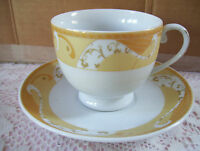 Very Rare Weichuangli Cup & Saucer Set Collectible Good Condition