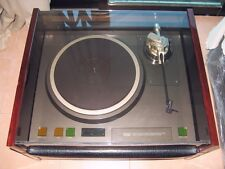 Rare! Denon DP-100M Direct Drive Turntable with DK-1000 Plinth