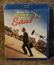 Better Call Saul: Season 2 (Blu-ray + UltraViolet) 3 Disc Set New Sealed!