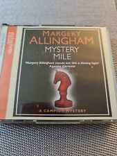 Mystery Mile by Margery Allingham (Audio CD, 2008)