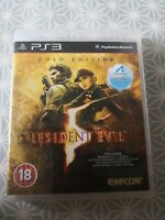 Resident Evil 5: Gold Edition (PS3) No Manual